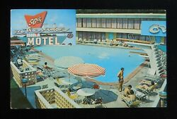 1950s Swimming Pool 50th On The Lake Motel South Shore Drive At 50th Chicago Il