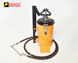 Grease Pump 5 Kg Without Trolley Upto 5000 Psi Bucket 5g/stroke Discharge