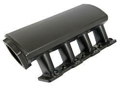 Intake Manifold Fuel Injected 92mm Bore Size Alum. Black Chevy Ls1 Ls2 Ls6 Each