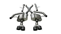 Corsa Performance 21052blk Xtreme Cat-back Exhaust System