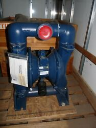 Price Pump 3aod-ctts Air Operated Diaphragm Pump Teflon Fitted 3 Cast Iron New