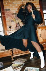 Black Milk The Dance Teacher Black Dress Sold Out Limited Small