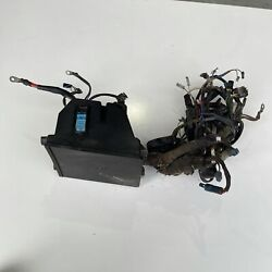 Bmw K1100rs 1100 Rs 1993 Main Wiring Loom Harness Cables 61112305349