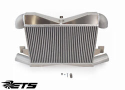Ets Race Intercooler No Piping For 2009+ Nissan Gt-r