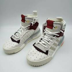 Adidas Rivalry Rm Leather Running Sneaker Shoes F34143 Unisex Sz Mens 4 Wmns 5.5