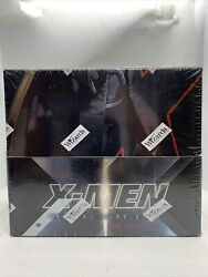 2000 1st Edition Xmen Tcg Wizards Of The Coast Booster Box Factory Sealed Rare