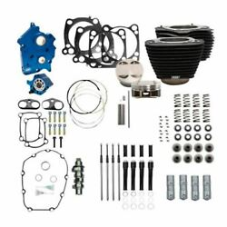 Power Package - Chain Drive - Oil Cooled - Non-highlighted Fins - M8 310-1057a