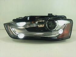 2013 2014 2015 2016 Audi A4 S4 Driver Lh Hid Xenon Headlamp Light Assembly Oem