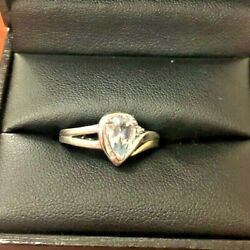 Alwand Vahan Stering Silver / 14k Ring Size 7 [061hiw]