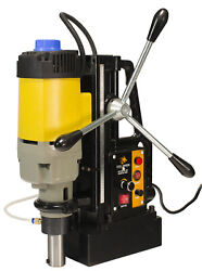 Steel Dragon Tools® Md50 Magnetic Drill Press 2 Boring And 2900 Lbs Magnet Force