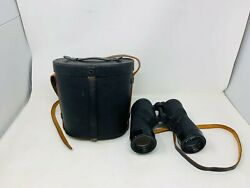 See Notes Vintage Bausch And Lomb 7x50, Wwii Era Binoculars