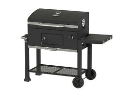 Charcoal Grills Outdoor Bbq Grill Backyard Barbecue Grill With Cast Iron Grates