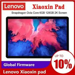 Global Firmware Lenovo Xiaoxin Pad 11 Inch 2k Lcd Screen Snapdragon Octa Core 6g