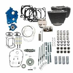Power Package - Gear Drive - Water Cooled - Highlighted Fins - M8 310-1051a