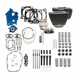 Power Package - Chain Drive - Oil Cooled - Highlighted Fins - M8 310-1056a