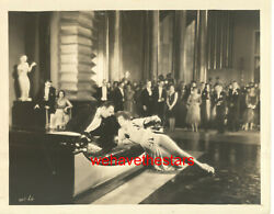 Vintage Joan Crawford Risque Art Deco Pre-code And03929 Mgm Publicity Portrait