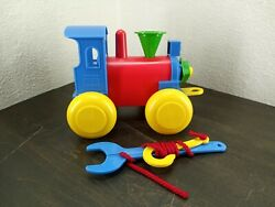Tupperware Build A Train Childrenand039s Learning Classic Kids Toys