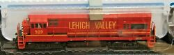 Ho Scale - Atlas Master Gold 10 003 444 Lehigh Valley U23b - Dcc And Sound