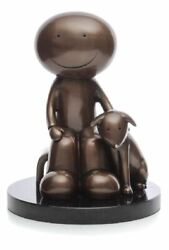 The Great Outdoors Bronze Sculpture By Doug Hyde Brand New