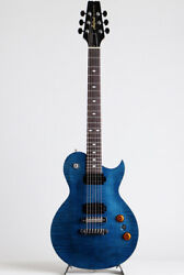 Aria Pro Ii Pe-extreme Ink Blue 2000and039s Electric Guitar Made In Japan O9730