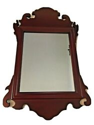 The Bombay Company Colonial Williamsburg Chippendale Style Mirror