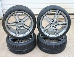 2015- 21 Ford Mustang 20 4 Pc Wheel/tire Roush Set Cooper Zeon Rs3-s Tires