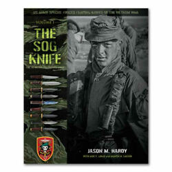 New Us Army Special Forces Fighting Knives Of The Vietnam War The Sog Knife