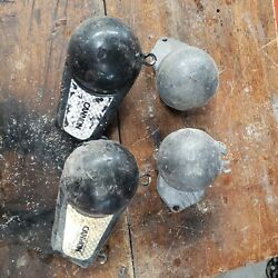 Downrigger Weights Cannon Balls Cannon Lead