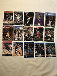 Nba Cards 78 Cardsbuy Now Is For All Of Them Bids Are For Select Amount1-60