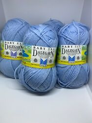 Dale Of Norway Baby Ull 3 And 3/4 Skeins