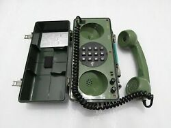 Military Green Telephone Dummy Best For Ford Willys Jeep @as