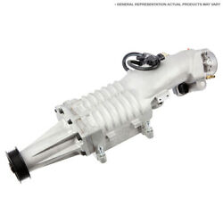 For Mercedes C230 2003 2004 2005 New Oem Supercharger Assembly Tcp