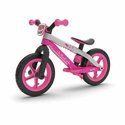 Chillafish Bmxieandsup2 Lightweight Balance Bike With Integrated Footrest And Footb...
