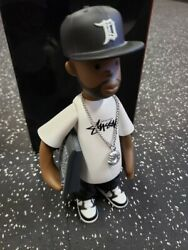 J-dilla - Collectible Vinyl Figure - Stussy X Payjay - First Edition 2014