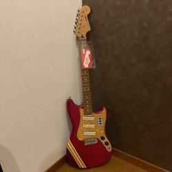 Fender Cyclone Ii Candy Apple Red