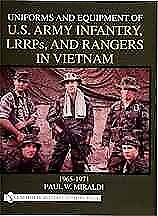 Uniforms And Equipment Of U.s. Army Infantry, Lrrps And Rangers In Vietnam 19...