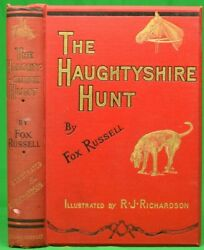 The Haughtyshire Hunt 1897 Russell, Fox