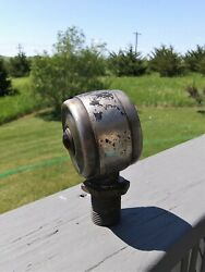 Antique Jeweled Cowl Fender Park Light Housing And Lenses Early Vintage