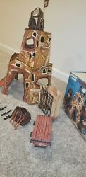 Mego Planet Of The Apes Fortress Playset W/original Box1975 Collectors Piece Htf