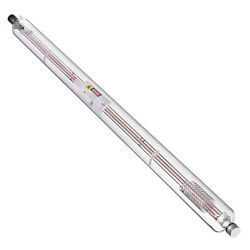 Yongli A4s Laser Tube For Co2 Laser Cutter 100w Borosilicate Glass 12000h Life