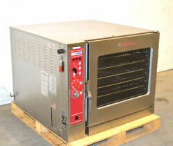 Blodgett Cos8e/aa 40 Combi Electric Convection Oven 3-ph Steam/hot-air 500°f Ac