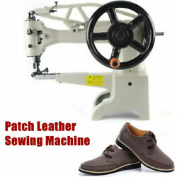 Diy Patch Leather Sewing Machine Shoe Repair Boot Patcher Stitch Sewing New Usa