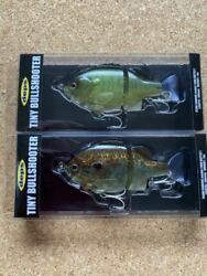 Deps Tiny Bull Shooter Popular Colors 2-color Set Bulldoes Cover Scat Slide