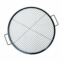 36 Heavy Duty Round Bbq Grill Cooking Grates, Camping Cookware, Hi-temp Resist