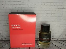 Frederic Malle Portlait Of A Lady Authentic Womenand039s Cologne 100 Ml 3.4 Oz New