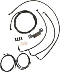 La Choppers Plug Play Cable Wire Kit 12-14 Apes No Abs Midnight Harley Touring 1