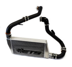 Ets 4 Front Mount Intercooler Kit With Piping For Mitsubishi Evo X