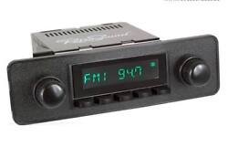 For Opel Ascona C Youngtimer Vintage Car Radio Dab+ Ukw Usb Bluetooth Aux