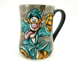 Tigger Coffee Mug Cup Winnie The Pooh Disney Parks Wired For Another Day
