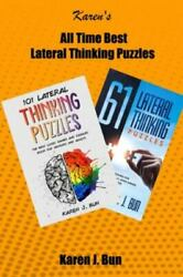 All Time Best Lateral Thinking Puzzles 2 Manuscripts In A Book With Loads Of...